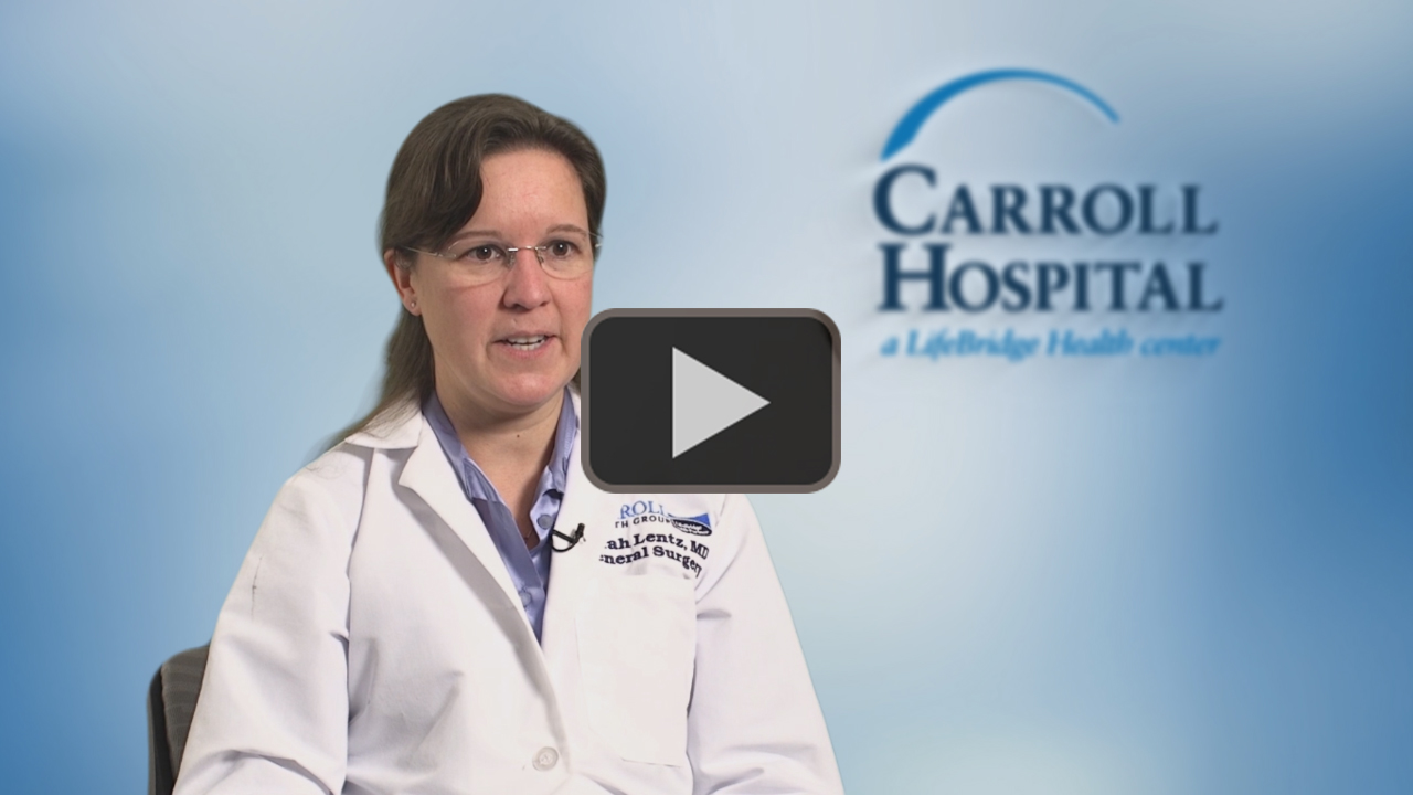 Dr. Sarah Lentz Video