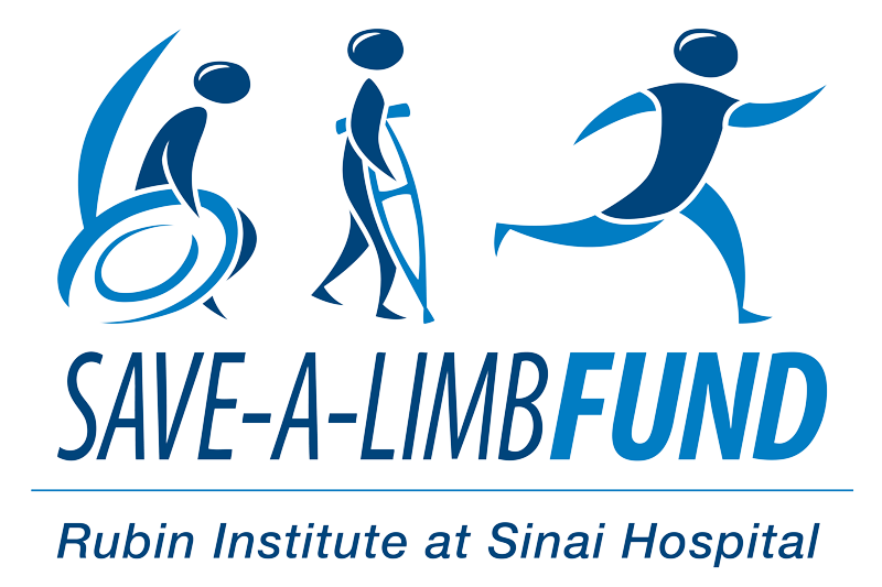 SAVE-A-LIMB FUND | Rubin Institute at Sinai Hospital logo