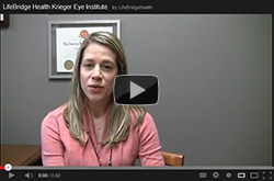 Laura Green, M.D., Residency Program Director, LifeBridge Health Krieger Eye Institute