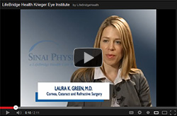 Laura K. Green, M.D., Cornea, Cataract, and Refractive Surgery