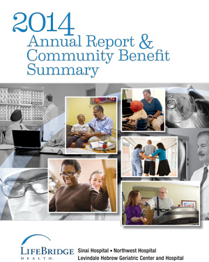 LifeBridge Health 2014 Annual Report