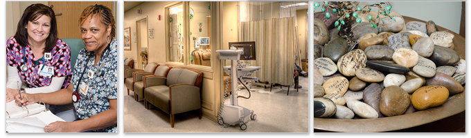 Outpatient Infusion Center