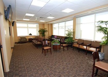 SurgiCenter Waiting Room