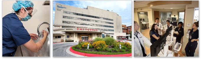Trauma Care Areas , Baltimore, MD - Maintaining and