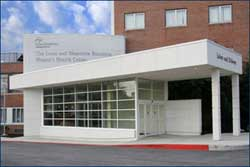 The Louis and Henrietta Blaustein Women's Health Center