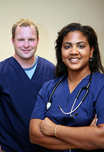 Sinai Hospital's Patient Care Services Values