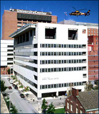 Image of The R. Adams Cowley Shoc Trauma Center