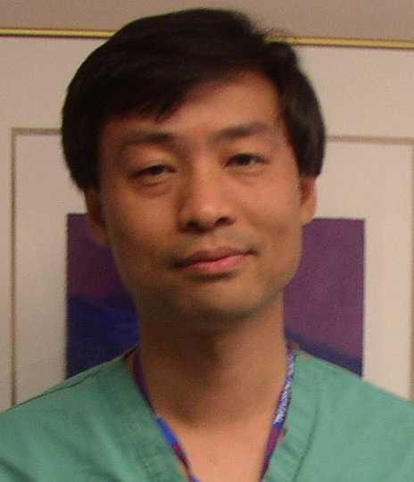 Photo of Lingxiang Ye, M.D.