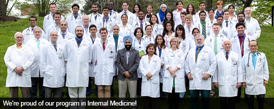 The Sinai Division of Internal Medicine provides comprehensive primary care for adults 18-years-of-age and older.