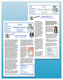 LifeBridge Health Research Newsletter 2008