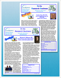 LifeBridge Health Research Newsletter 2010
