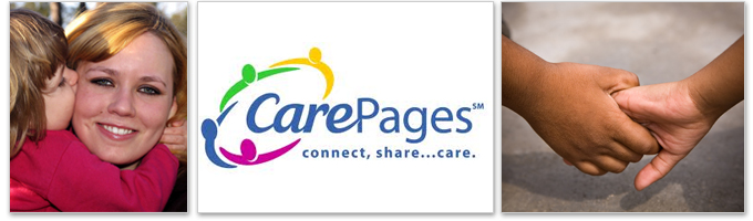 CarePages. Connest, chare...care.