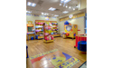 A Build-A-Bear Workshop store is now open at the Samuelson Children's Hospital