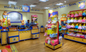 Views of the Build-A-Bear Workshop