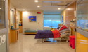 Intensive Care Patient Room