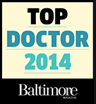 2014 Baltimore Top Doc Winner