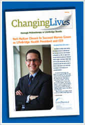 Changing Lives - Development Newsletter Fall 2013