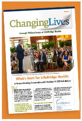 Changing Lives - Development Newsletter Fall 2017
