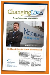 Changing Lives - Development Newsletter Spring 2012
