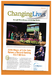 Changing Lives - Development Newsletter Summer 2016