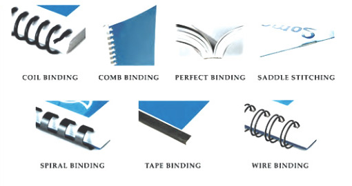 VSP provides a variety of finishing options to fit your business needs.