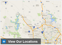 Get Directions to LifeBridge Health