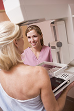 Mammogram - The Stereotactic Biopsy unit