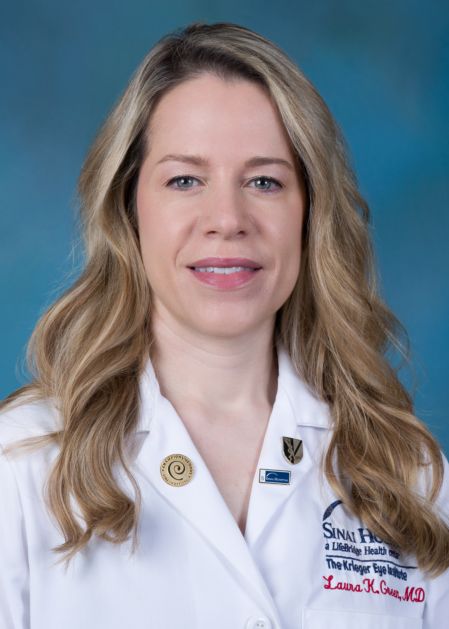 Laura Green, MD