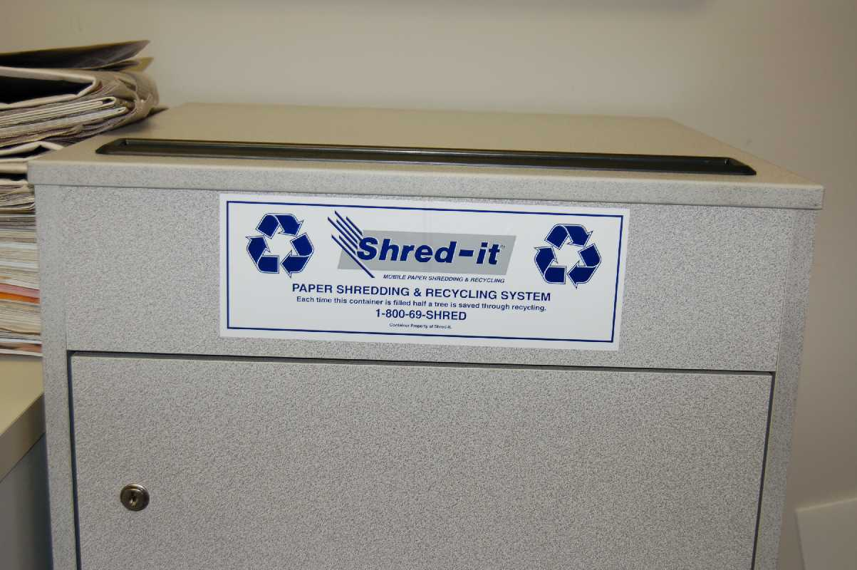 Confidential Paper Recycling