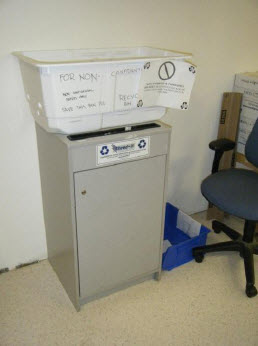 Non Confidential Paper Recycling