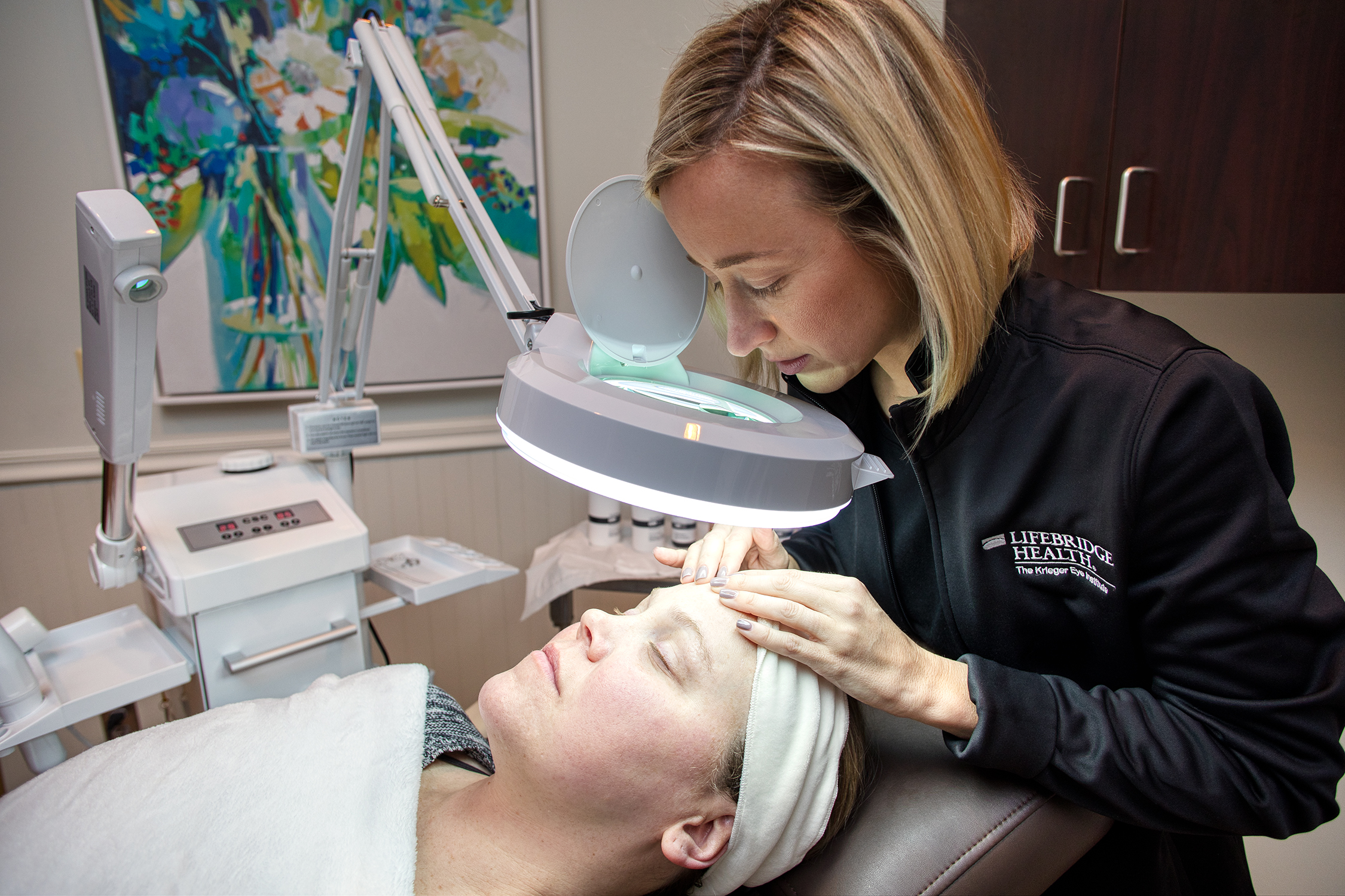 Treatments at Medspa