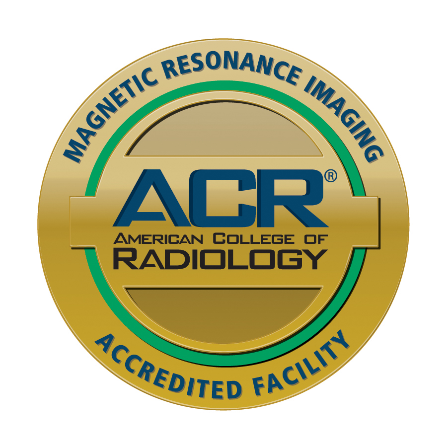ACR accredited facility in magnetic resonance imaging