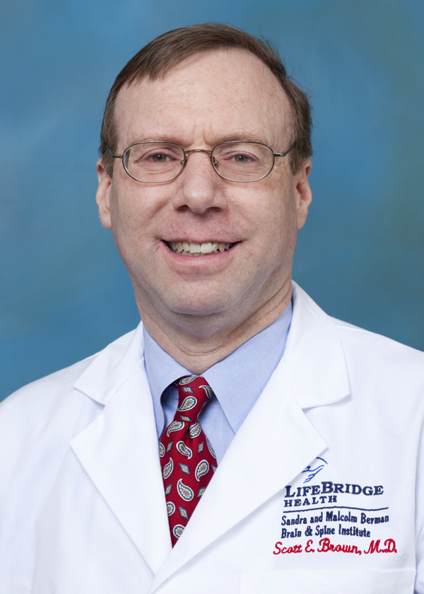 Scott E. Brown, M.D.