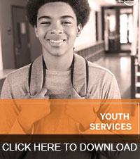 Click here to view the Youth Services booklet.