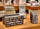 Home Decor at the Northwest Hospital Gift Shop