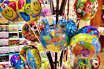Balloons at the Northwest Hospital Gift Shop