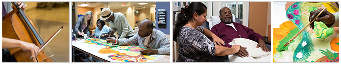 Patient Support Services at The Alvin & Lois Lapidus Cancer Institute