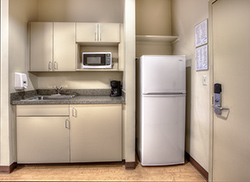 Private Kitchens and Storage
