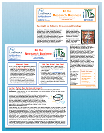 LifeBridge Health Research Newsletter 2007