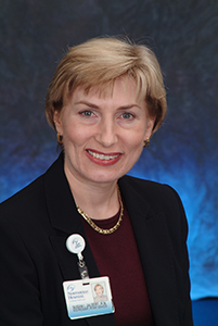 Sue Jalbert, RN, Chief Nursing Officer, Northwest Hospital
